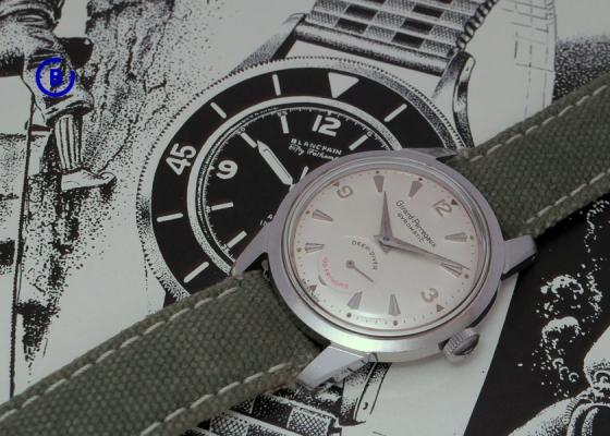 Girard-Perregaux 7254 Deep Diver