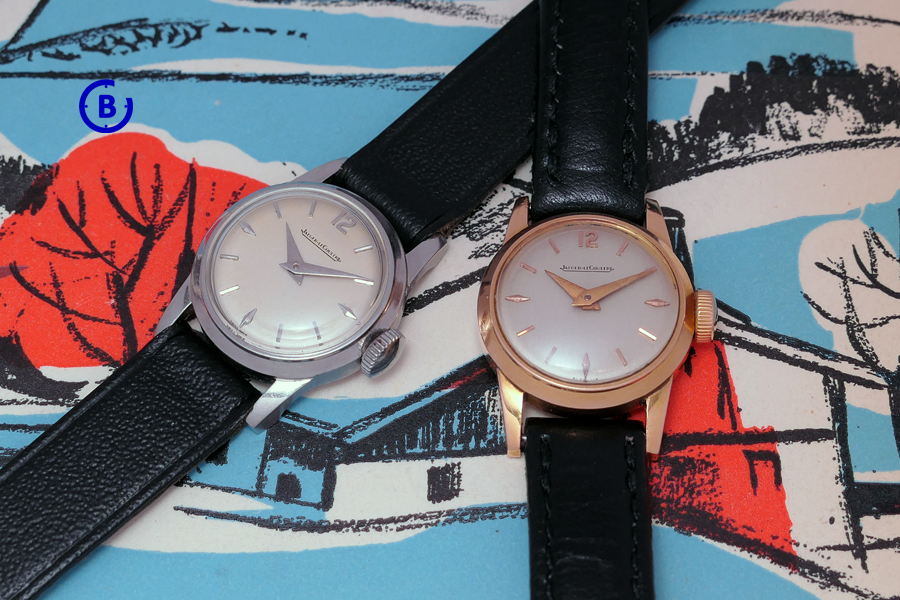 Jaeger-LeCoultre 125 Years Jubilé Collection - E 603