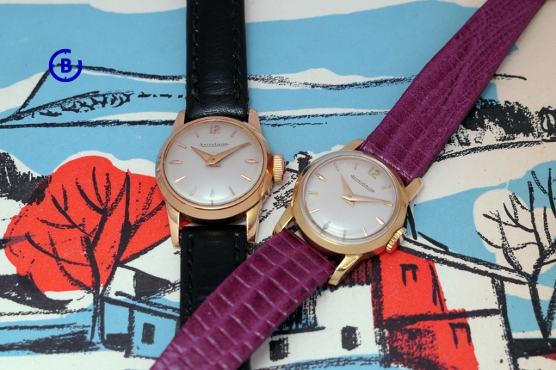 Jaeger-LeCoultre 125 Years Jubilé Collection: E 603 and 1629