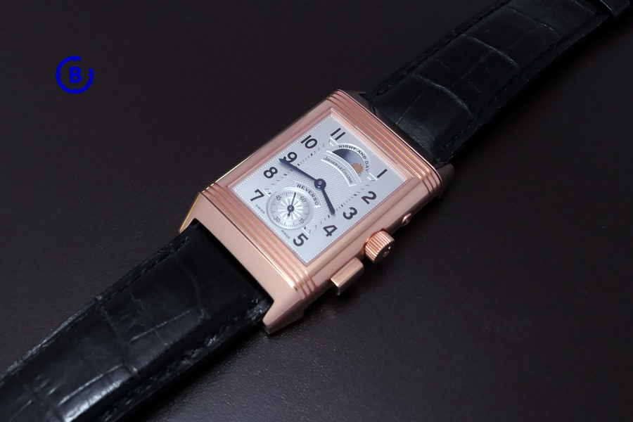Jaeger-LeCoultre 1998: Reverso Geographic